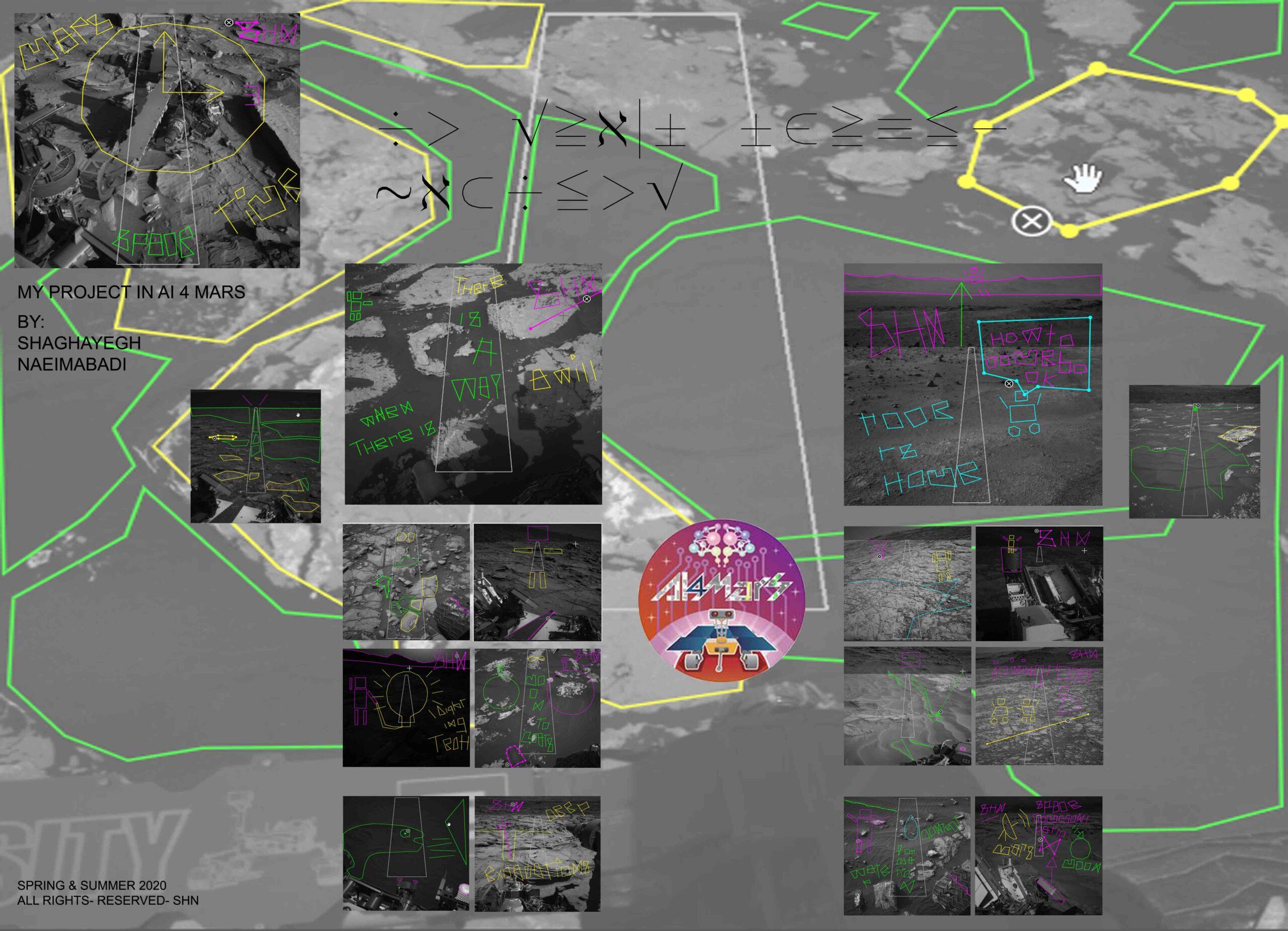 Shaghayegh Naeimabadi's Project/ AI 4 MARS